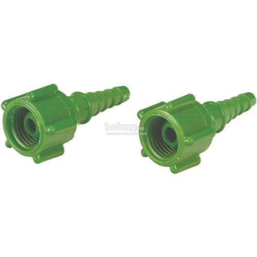 Green knob connector / tailpiece(50pcs/pack)