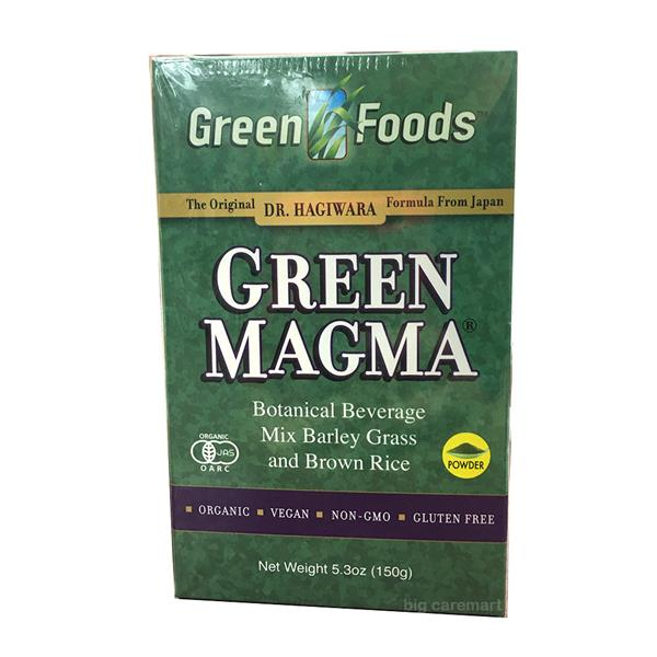 GREEN MAGMA BARLEY GRASS JUICE POWDER 150G