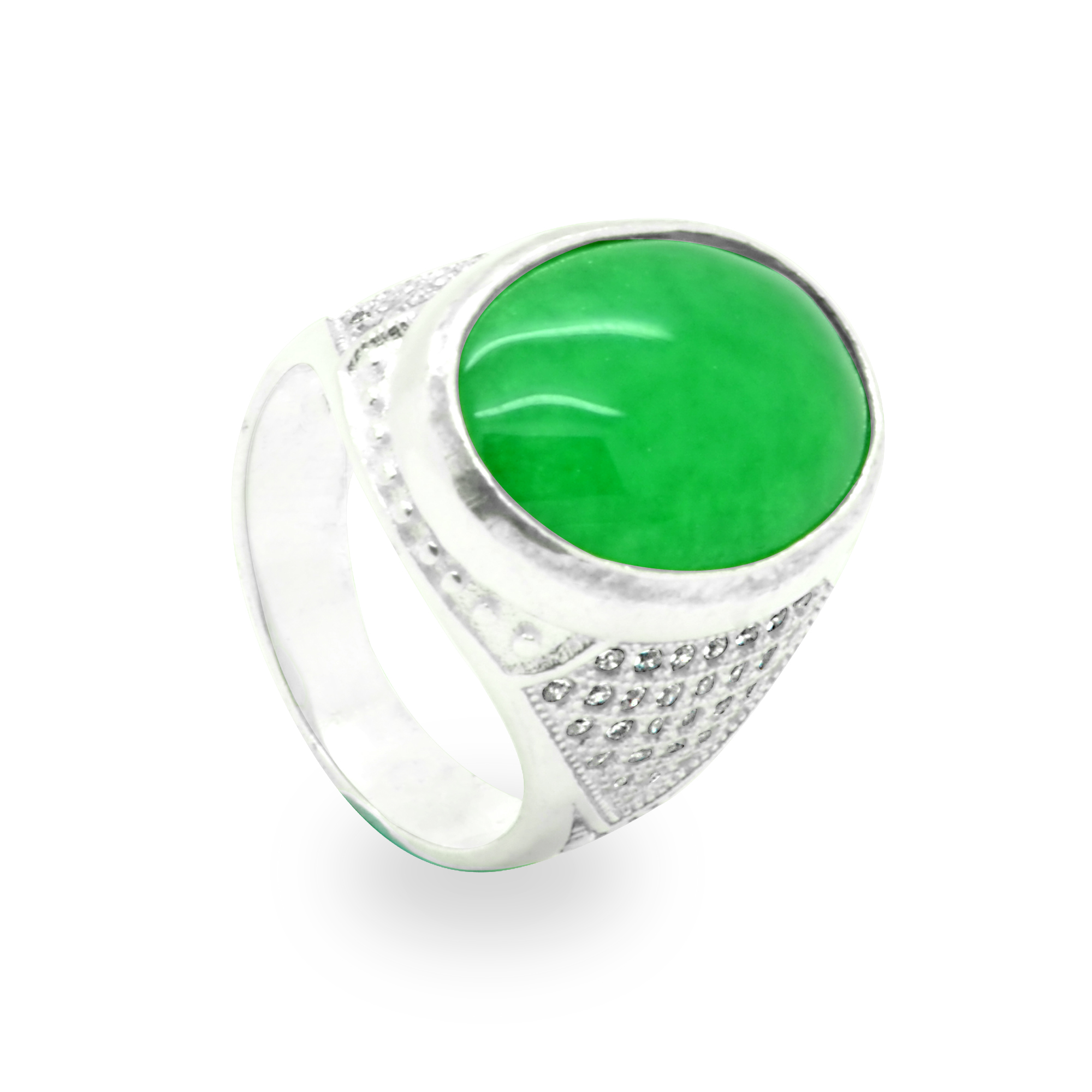 watch cut shaped mens ring youtube emerald