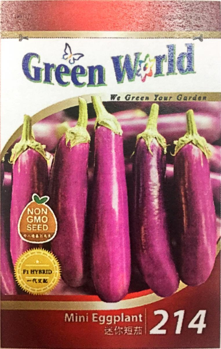 Green World Seeds Non Gmo Mini Eggpl End 9 15 2018 3 15 Pm