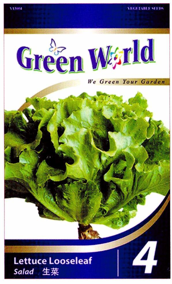 Green World Seeds Salad Lettuce Loo End 5 3 2018 12 15 Pm