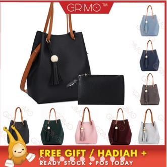 81c5646e9bded GRIMO 2 in 1 Bucket Handbag Sling Wo (end 8/27/2019 5:33 PM)