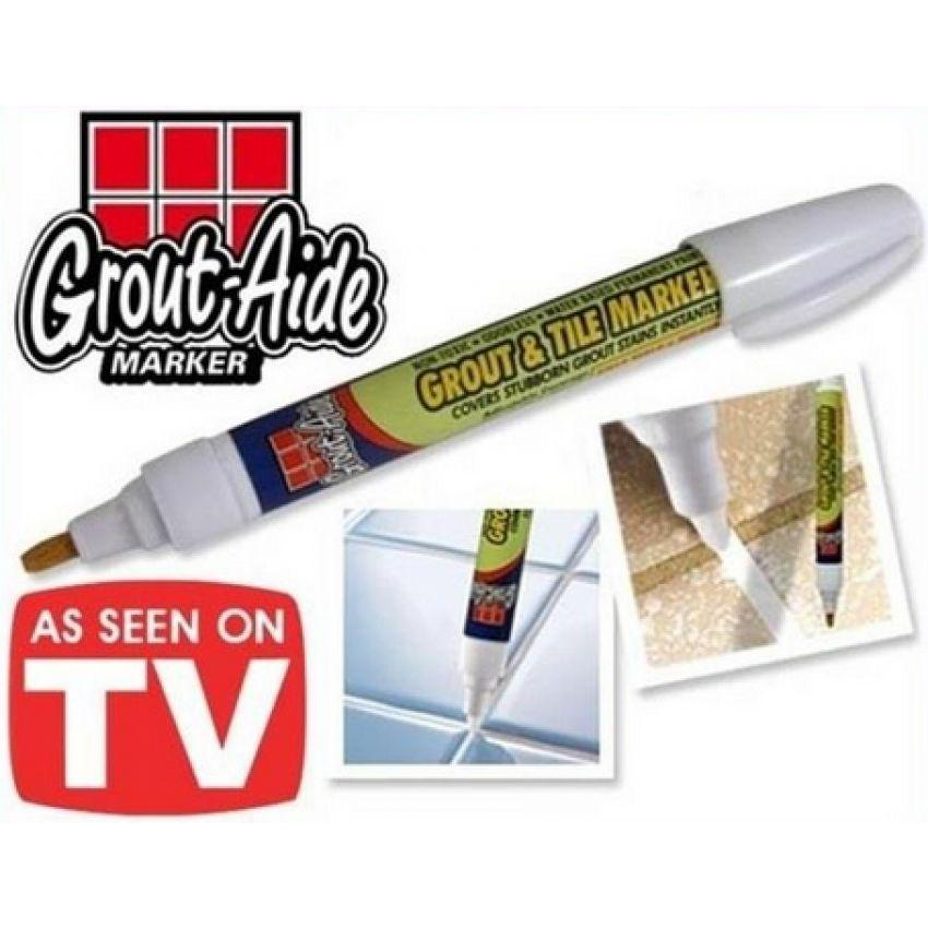 Grout Aide Tile Marker Pen Wall Stain Cover Remover. Grout Aide Tile Marker Pen Wall Stai  end 2 11 2018 4 13 PM