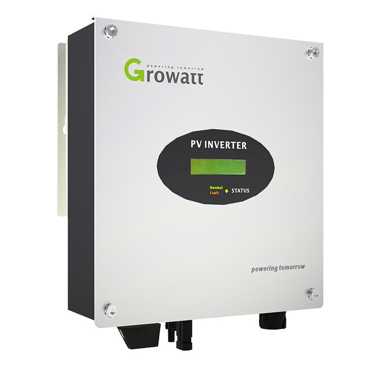 Inverter Growatt Single Phase 2MPPT 5000W