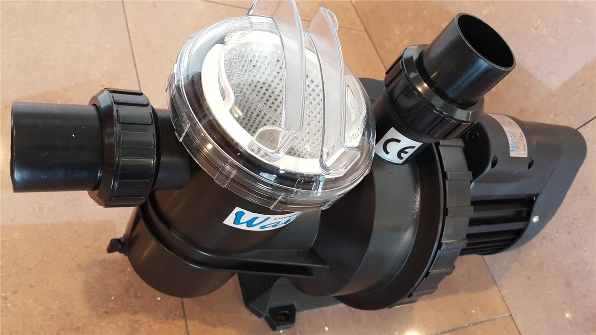 GRUNDFOS WAVE SC075 SWIMMING POOL PUMP 0.56KW  ID336263
