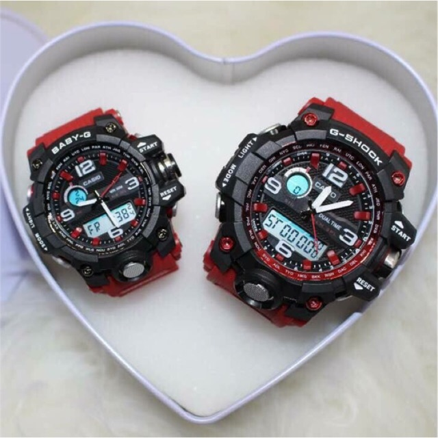 Gshock Couple Watches