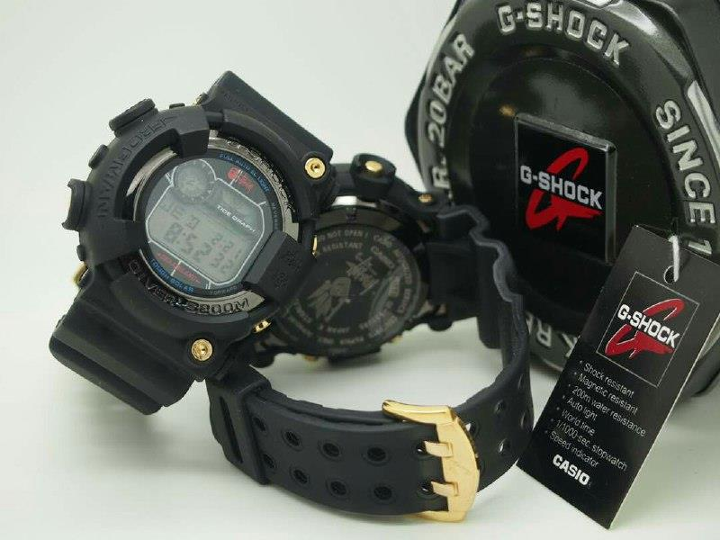 Gshock Frogman Gf 8250 Special Edit End 852019 1215 Am-6106