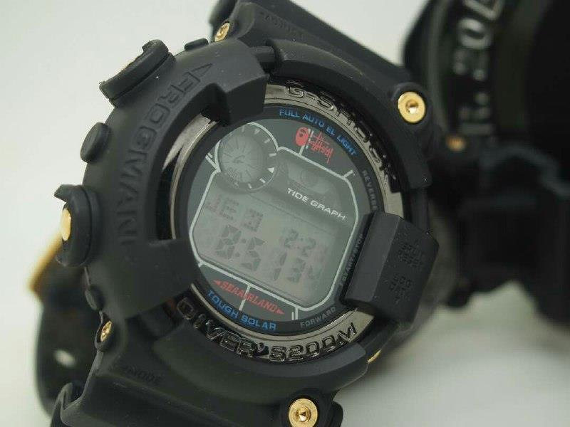 Gshock Frogman Gf 8250 Special Edit End 842020 1215 Am-6391