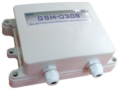 GSM 3-Phase Power Outage Alarm System