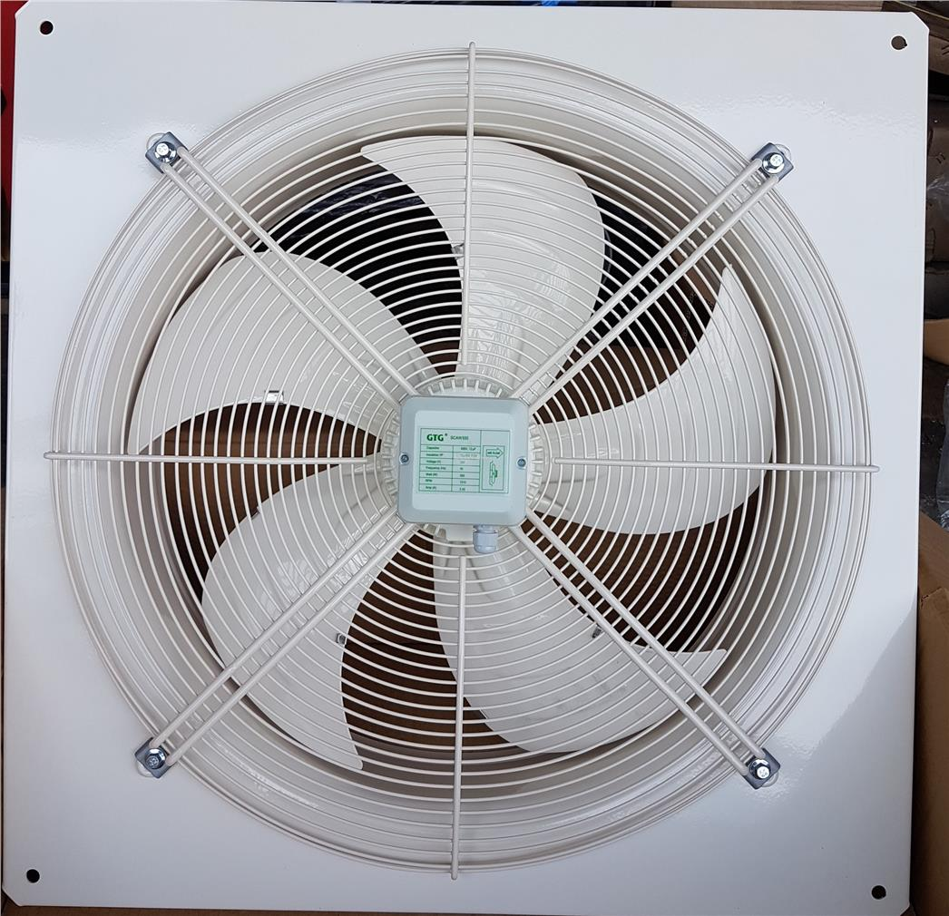 GTG Industries Propeller / Wall / Glass Mounted Fans - SCAW