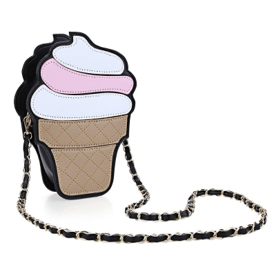 Guapabien Detachable Chain Belt Strap Shoulder Messenger Cell Phone Ba..