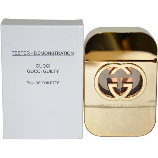 437556b9f4 GUCCI GUILTY GUCCI FOR WOMEN EDP 75ML (GOLD) Authentic Tester