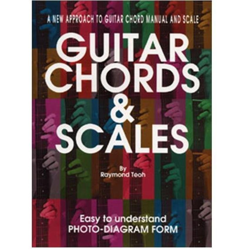 Guitar Book Chords And Scales By Raym End 652018 415 Pm