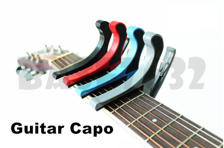 Guitar Capo Acoustic Plastic  AlloyTune Change key Clamp 1877.1