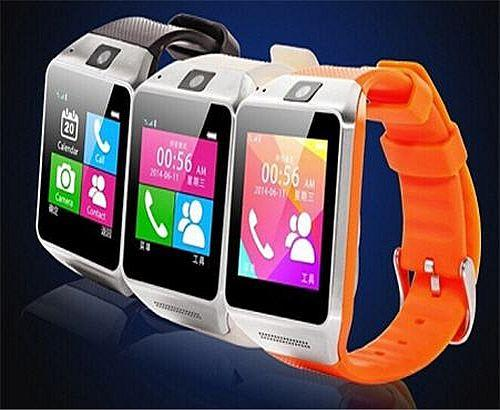 GV08 Bluetooth Smart Watch Phone With Camera (WP-GV08).