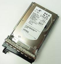 "GY581 - DELL 73GB 15K RPM SAS 3G 3.5""HARD DISK DRIVE WITH TRAY (REF)"