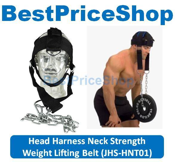 Gym Grade Head Harness Neck Strength (end 12/1/2019 2:36 PM)