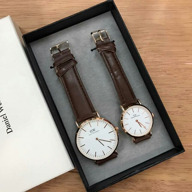 H &S | DW Daniel Wellington Classic Bristol Rose Gold Watch (12 Months Warrant