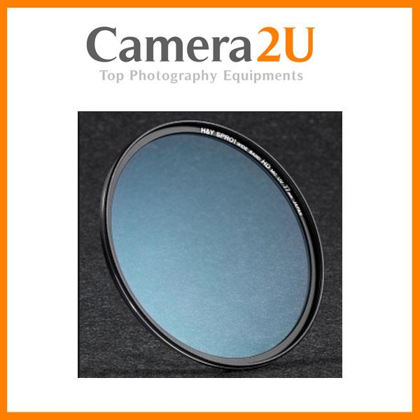 H&Y 49mm UV (Ultraviolet) SPRO 1 Wide Band HD MC Silm Filter (Japan)