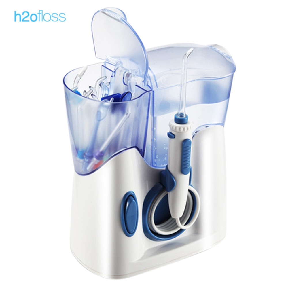 H2OFLOSS HF - 8 ORAL IRRIGATOR TEETH CLEANING MACHINE