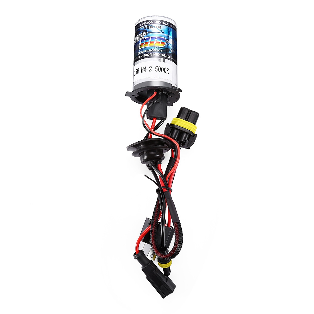 H4 2 Xenon Super Vision Hid Lamp End 6 19 2019 1034 Pm Wiring A With Two Bulbs Pair Of 12v 35w