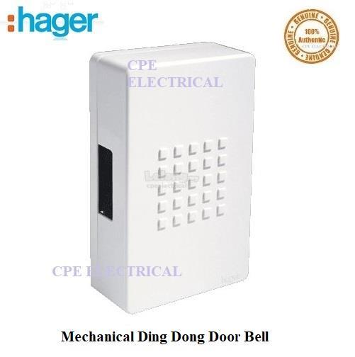 Hager XC001 Ding-Dong Door Bell Door (end 5/9/2020 12:15 PM)