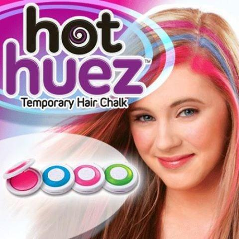 Hair Chalk - Temporary Hair Color (end 4/6/2016 12:15 PM)