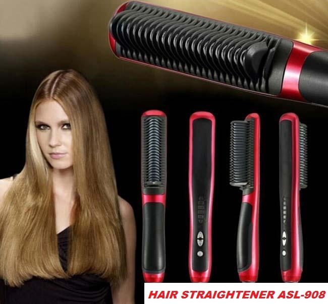 HAIR STRAIGHTENER ASL-908