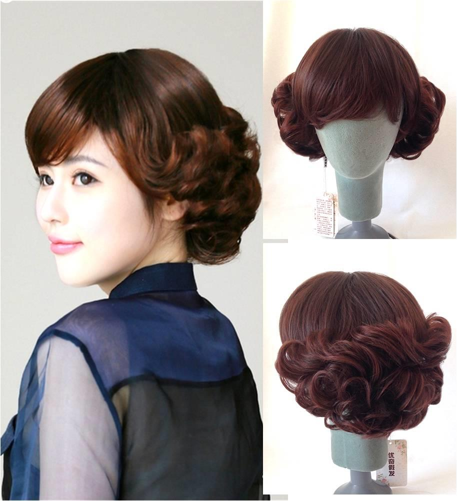 HAIR wig classic Cl1/  ready stock/ rambut palsu