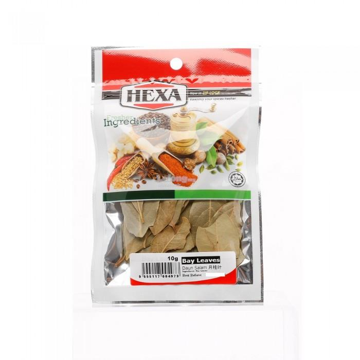 Halal HEXA Bay Leaves 10g