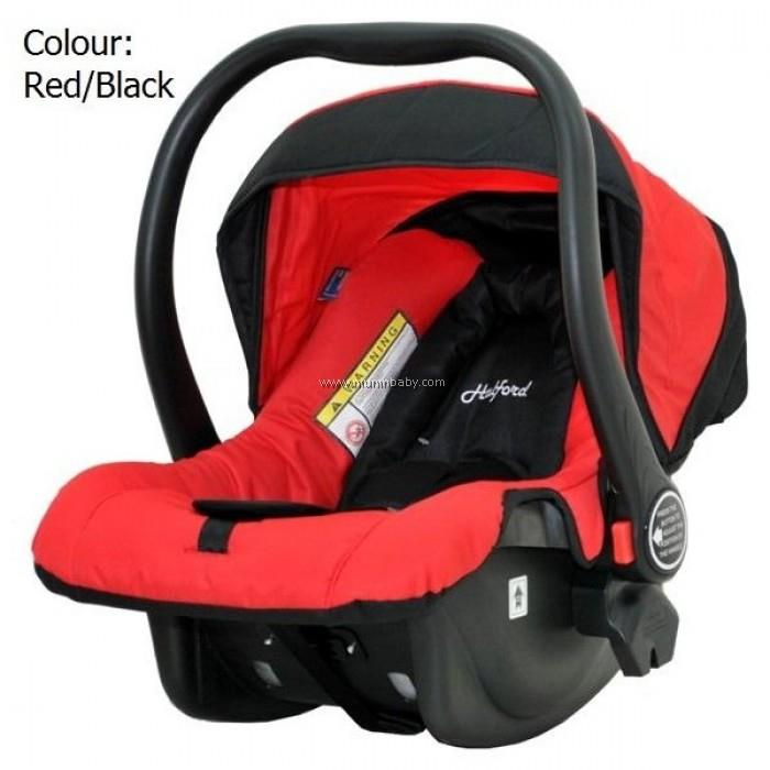 Halford- Elite Classic Baby Carrier (Red)