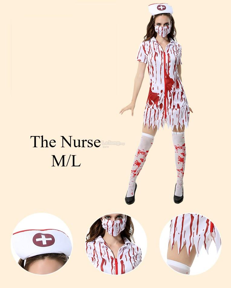 Halloween 2018OT – Modernised Costume for women