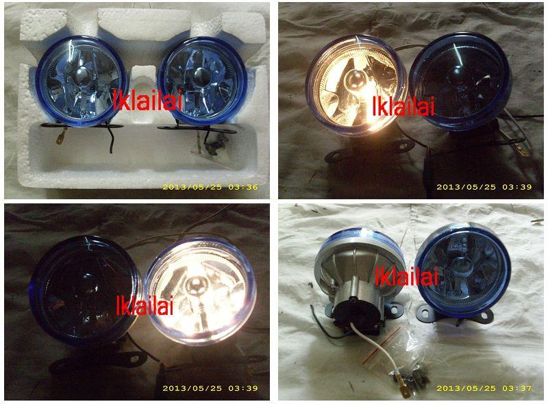 Halogen Fog COMPACT Lamp Universal Mounting [FAL011]