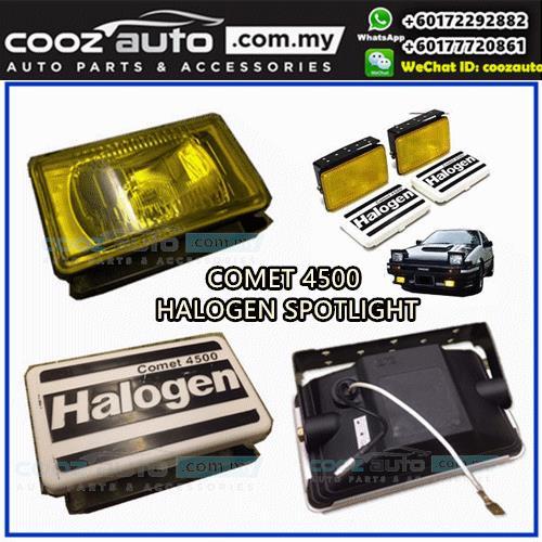 Halogen Spot Light Comet 4500 AE86 Style. U2039 U203a