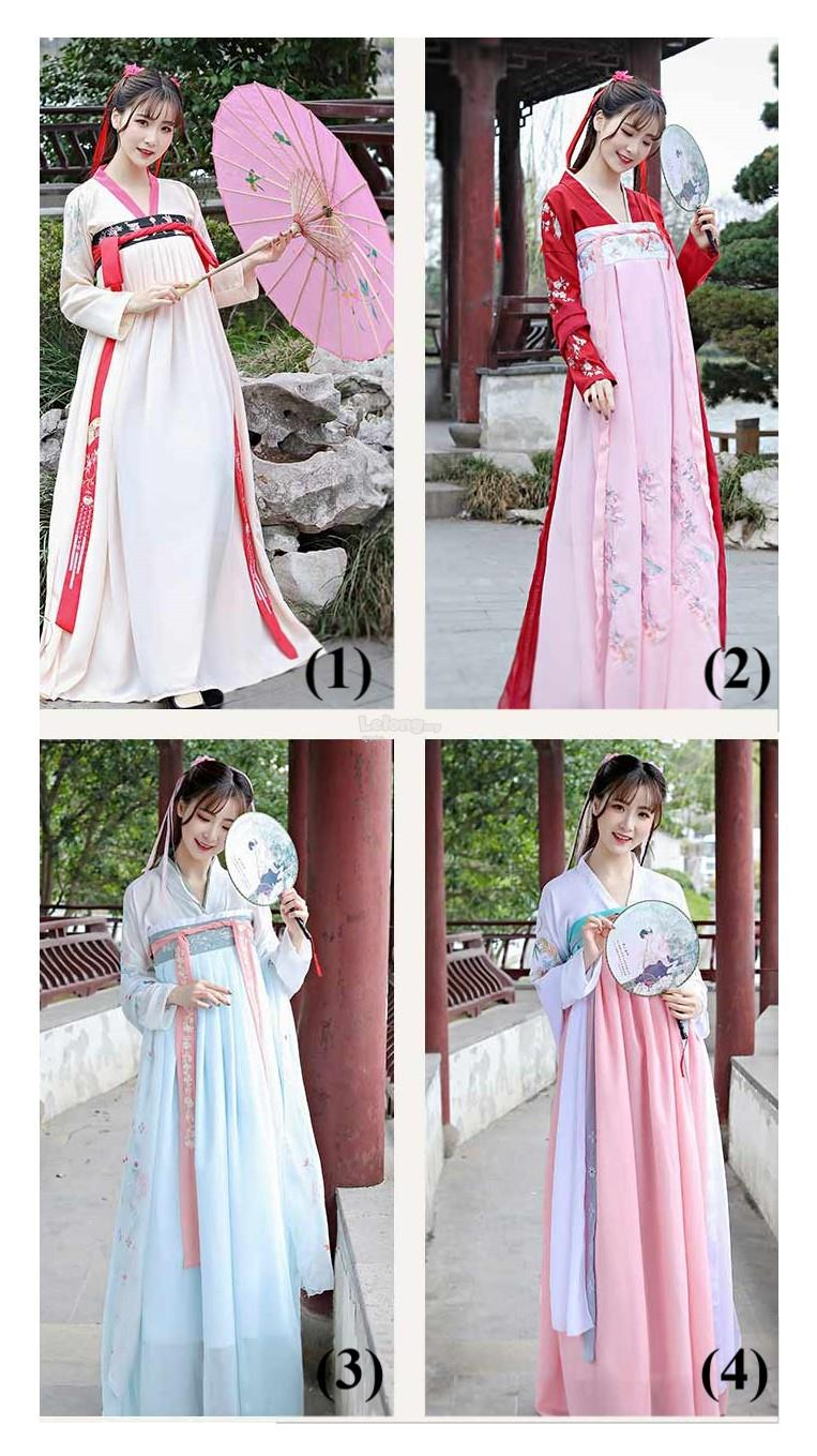 Han Dynasty 2018AG – A Little Princess Cheongsam