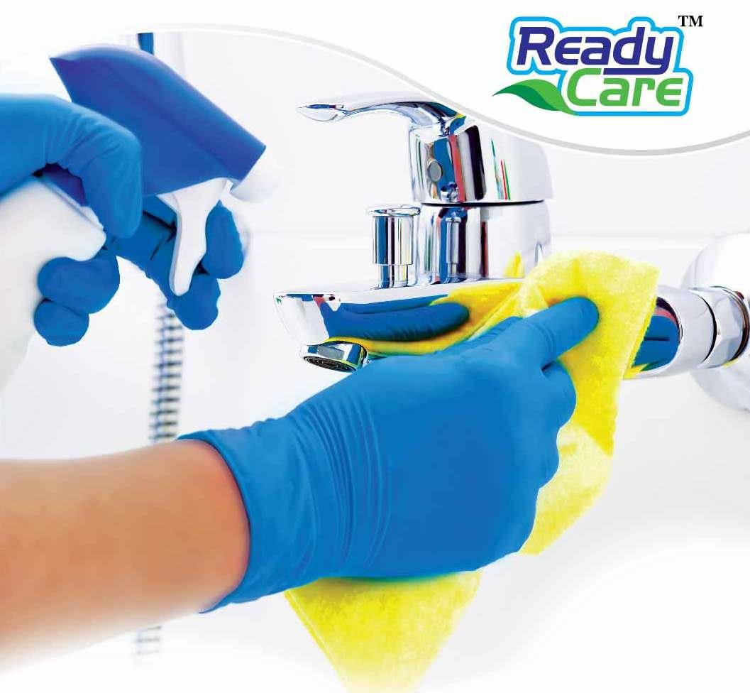 Hand-protection hygiene household Nitrile disposable gloves-10 pcs