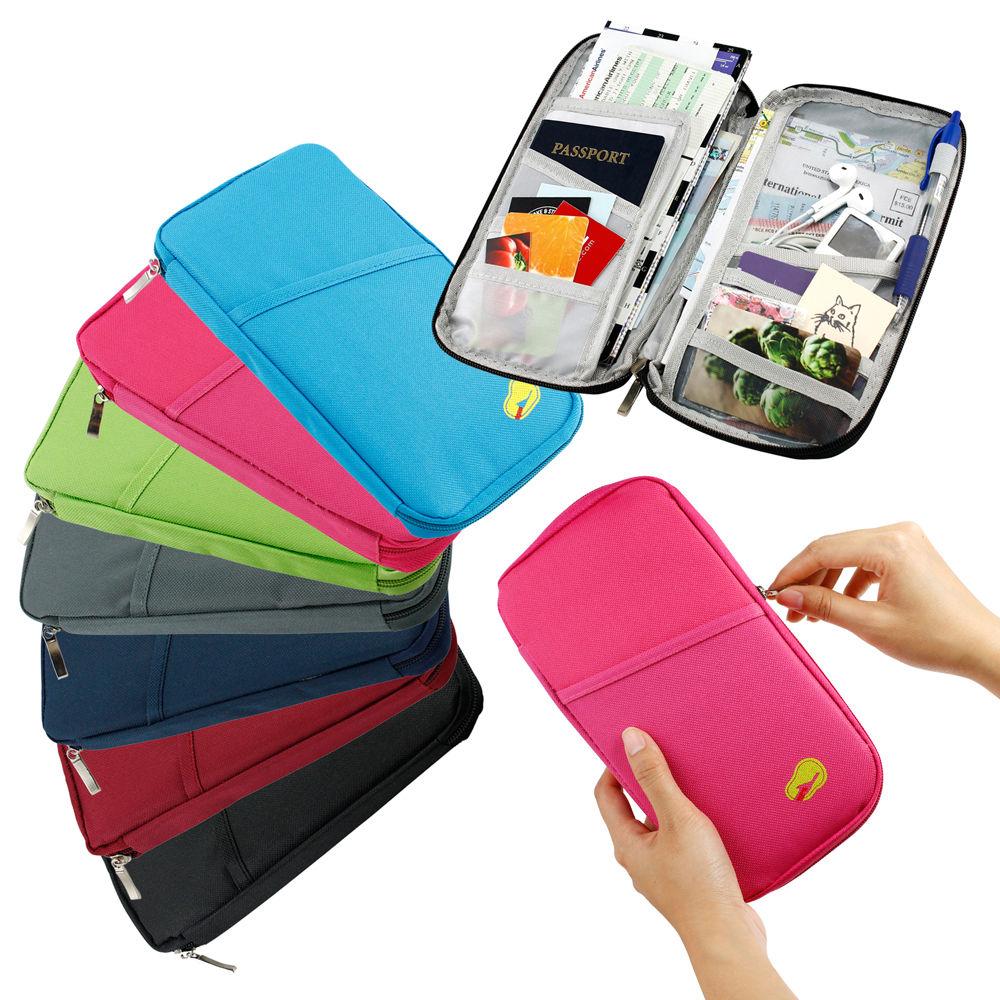 Hand Travel Organizer Passport Pouc End 10 25 2020 930 Pm Bag In 6 1 Korean An Pouch Card Purse Colors