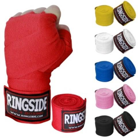 Hand Wrist Wrap Boxing Muay Thai Glove rope string belt cord line tali