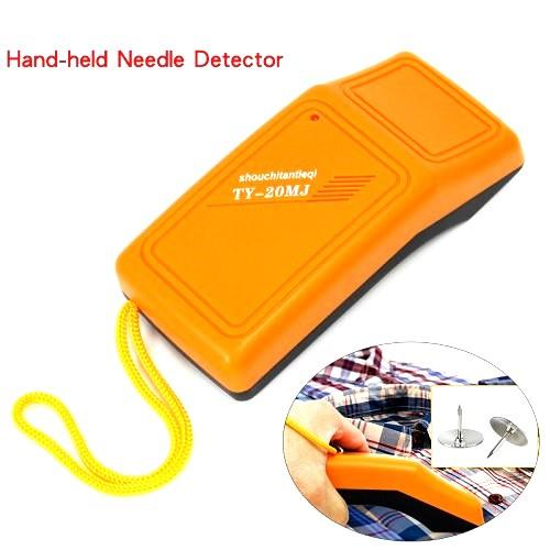 Handheld High Sensitivity Needle / Iron Detector (MTD-23B) ★