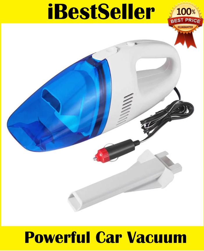 Handheld Powerful 65 Watt Car Vacuum Cleaner for Wet & Dry