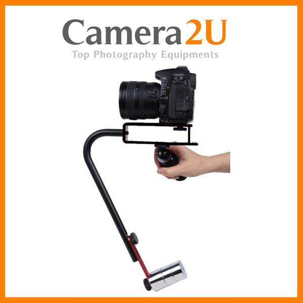 Handheld Stabilizer for Digital DSLR Camera Video Camcorder 2kg