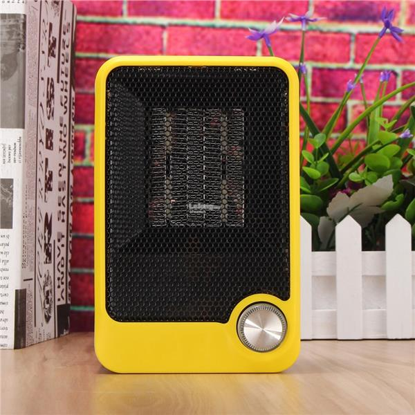Handheld Winter E Heater Portable Home Office Desktop Air Fan Warm