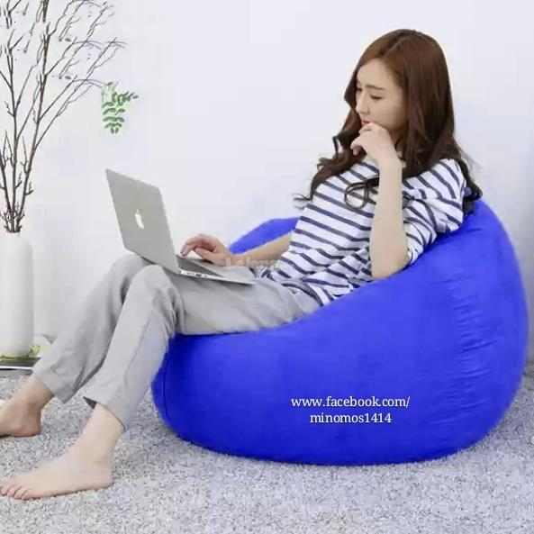 Handle Thickness Material Bean Bag Chair Sofa Furniture Kerusi