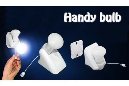 HANDY BULB GLOW LIGHT STICK N CLICK 4 PCS - NO WIRING REQUIRE