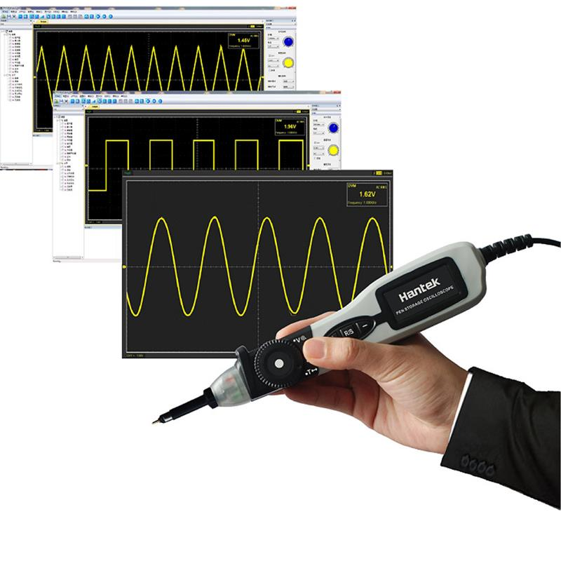 Hantek PSO2020 Digital 1 Channel 20Mhz 96MSa/s Oscilloscope Portable P