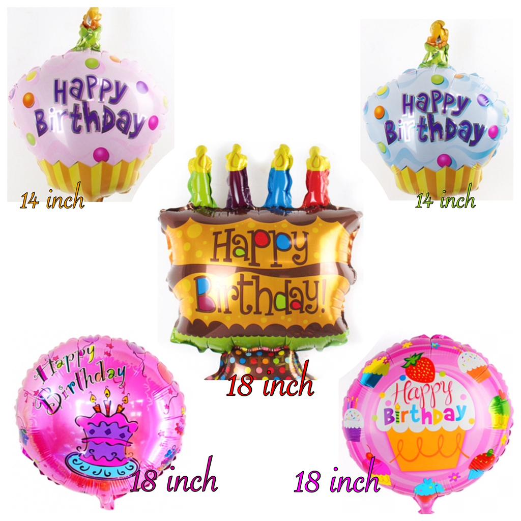 Happy Birthday Cake Cup Cake Foil B End 7182019 439 Pm