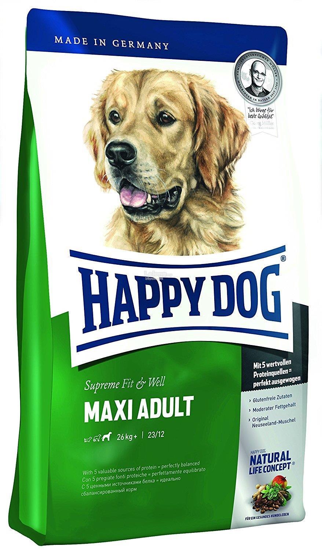 Happy Dog Dry Dog Food Maxi Adult 15 (end 4/7/2017 10:15 PM) - photo#18