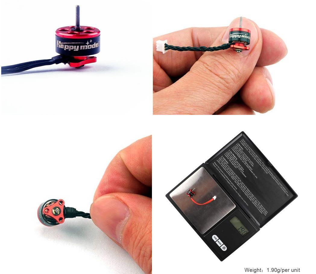 Happymodel 0802 19000KV Brushless Motors 1-2S SE0802 Micro Drone Motor
