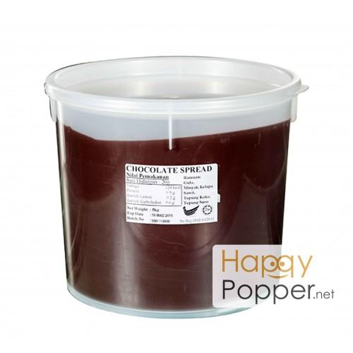 happypopper-CHOCOLATE SPREAD 5 KG