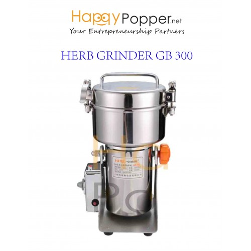 happypopper - HERB GRINDER GB300